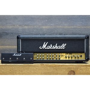 MARSHALL JCM2000 TSL100 UK AVEC FOOTSWITCH