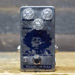 TOASTED PROJECT GENERAL FUZZ HANDMADE BY PIC GERMANIUM / SILICON FUZZ