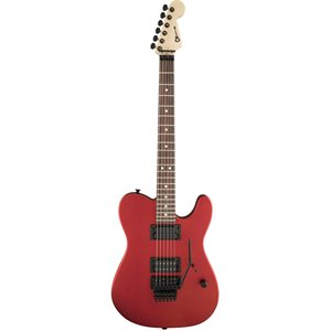 CHARVEL USA SELECT SAN DIMAS STYLE 2 HH FR, ROSEWOOD FINGERBOARD, TORRED