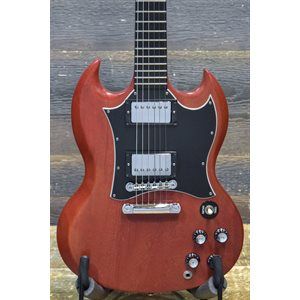 GIBSON SG SPECIAL FADED WORN CHERRY 2002