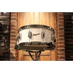ROGERS DYNA-SONIC 33-BP REISSUE 6.5X14 WHITE MARINE PEARL SNARE DRUM – DÉMONSTRATEUR