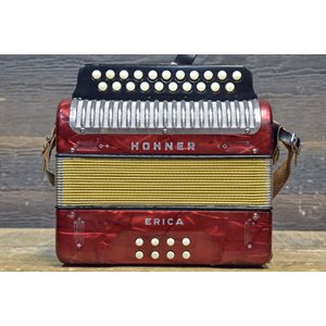 HOHNER ERICA LA-DO USAGÉ