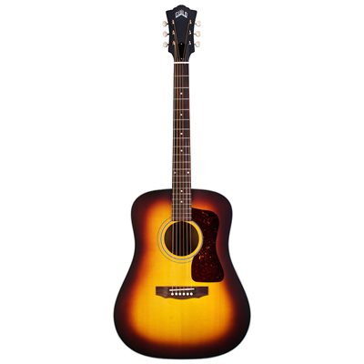 GUILD USA D-40 ANTIQUE SUNBURST