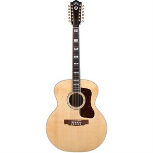 GUILD USA F-512 NATURAL 385-3560-821