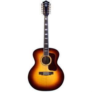 GUILD USA F-512 ANTIQUE BURST 385-3560-837