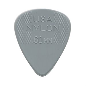 DUNLOP NYLON STD .60MM PAQ DE 72