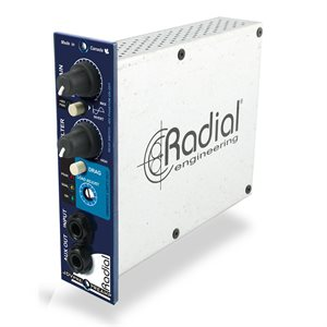 RADIAL JDV-PRE R700 1200 CLASS A INSTRUMENT PREAMP AND DI SERIE 500 PREAMP