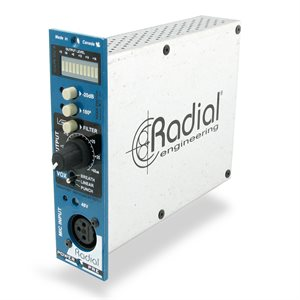 RADIAL ENGINEERING POWERPRE 500 SERIES MICROPHONE PREAMPLIFIER R700 0110 00