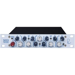 RUPERT NEVE DESIGN PORTICO 5033 FIVE BAND EQ (HORIZONTAL)