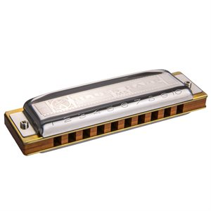 HOHNER MS SERIES BLUES HARP D