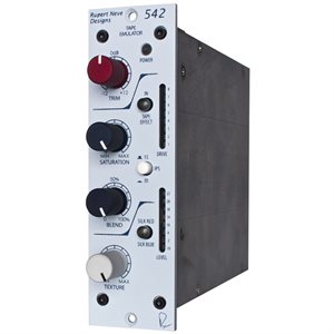 RUPERT NEVE DESIGN 542 TRUE TAPE EMULATION