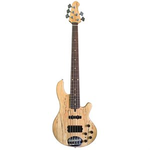LAKLAND SKYLINE 55-02-DELUXE-LSPA SPALTED MAPLE INDIAN LAUREL FINGERBOARD