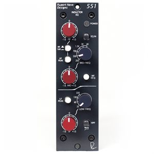 RUPERT NEVE DESIGN 551 INDUCTOR EQ