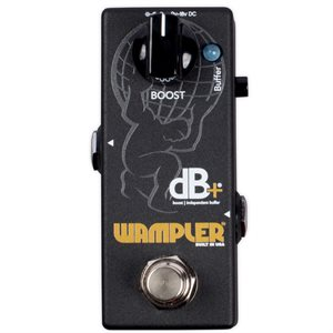 WAMPLER DB+ BOOST  /  INDEPENDENT BUFFER