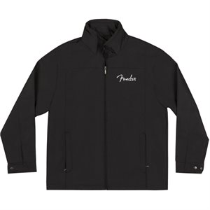 FENDER MANTEAU NOIR, HOMME MEDIUM (M)