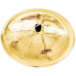 ZILDJIAN CHINA TRASH 20 BRILLIANT A0620