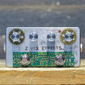 ZVEX EFFECTS '59 SOUND DISTORTION CUSTOM HAND PAINTED #A082