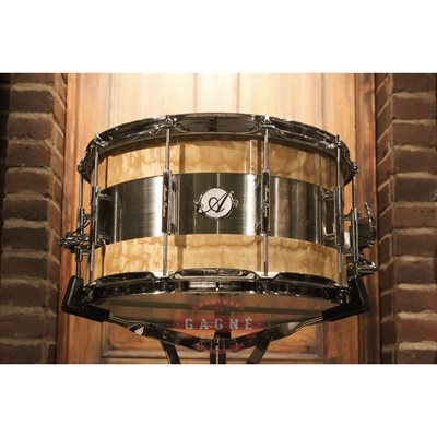 ACOUTIN CUSTOM TAMO ASH / BRUSHED STAINLESS 8X14