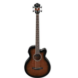 IBANEZ AEB10E-DVS DARK VIOLIN SUNBURST HIGH GLOSS
