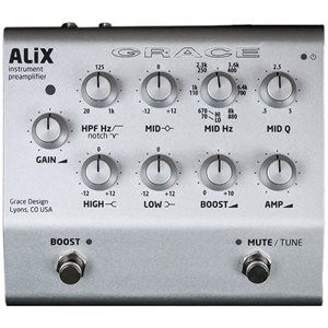 GRACE DESIGN ALIX STUDIO QUALITY PREAMP / DI / EQ