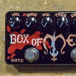 ZVEX BOX OF METAL HAND PAINTED