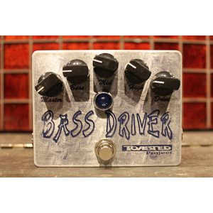 TOASTED PROJECT BASS DRIVER