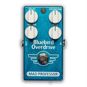 MAD PROFESSOR BLUEBIRD OVERDRIVE PCB PROMO 130E ANNIV MG