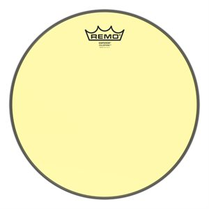 REMO EMPEROR COLORTONE YELLOW 12 BE-0312-CT-YE