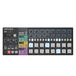 ARTURIA BEATSTEP PRO LTD BLACK