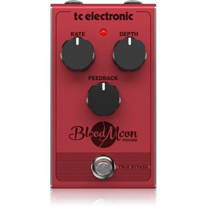 TC ELECTRONIC BLOOD MOON VINTAGE PHASER