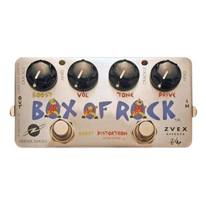 ZVEX BOX OF ROCK VEXTER SERIES