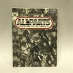 ALLPARTS BP-2298-010 CHROME 2 OR 5 MEDIUM SADDLE FLOYD ROSE® STYLE