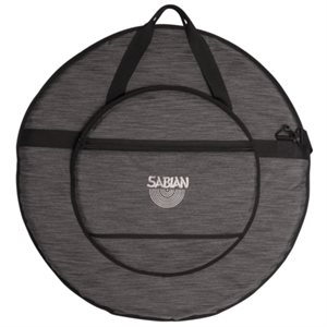 SABIAN CYMBALE C24HBK HEATERED BLACK BAG C24HBK