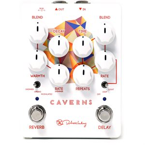 KEELEY CAVERNS DELAY / REVERB