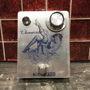TOASTED PROJECT CHEESECAKE REVERB