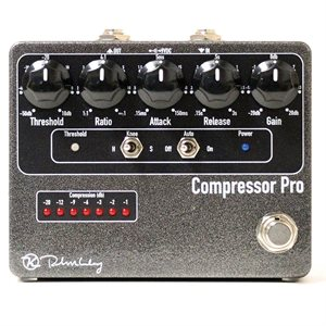 KEELEY COMPRESSOR PRO STUDIO COMPRESSOR