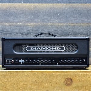 DIAMOND AMPLIFICATION HERETIC 100-WATT ALL-TUBE AVEC FOOTSWITCH HEA11010
