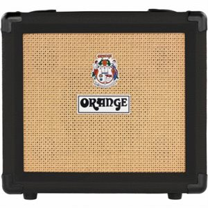 ORANGE CRUSH 12 BLACK SOLID STATE 12W