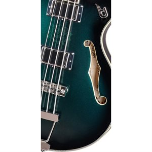 DUESENBERG ALLIANCE DROPKICK MURPHYS GREEN BURST LEFT-HANDED