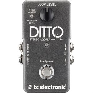 TC ELECTRONIC DITTO STEREO LOOP