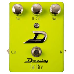 DUESENBERG THE REV REVERB