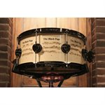 DW BLACK PAGE ICON BN / HDWR 6.5X14