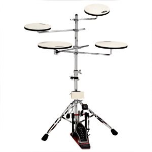 DW DWCPPADTS5PAD SET GO ANYWHERE W / STAND