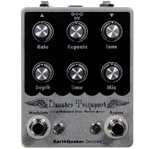 EARTHQUAKER DEVICES DISASTER TRANSPORT DELAY