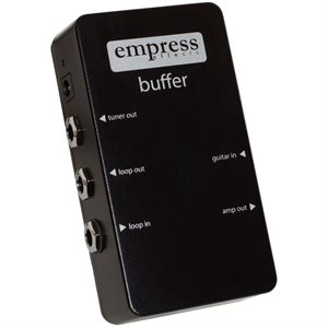 EMPRESS BUFFER BLACK