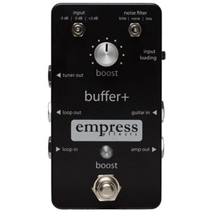 EMPRESS BUFFER+ BLACK