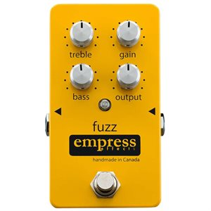 EMPRESS FUZZ YELLOW