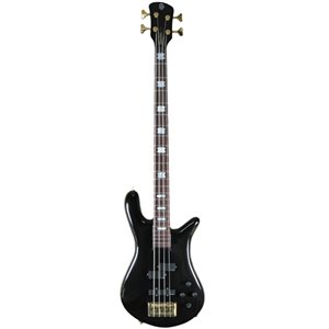 SPECTOR EURO4 LX IAN HILL SIGNATURE SOLID BLACK GLOSS