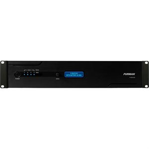 FURMAN F1500-UPS 1500VA, 2RU UNINTERRUPTIBLE POWER SUPPLY AND VOLTAGE REGULATOR