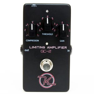 KEELEY GC-2 LIMITING AMPLIFIER / COMPRESSOR